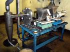 Used: Stainless SteelTrost Fluid Energy Mill, model TX