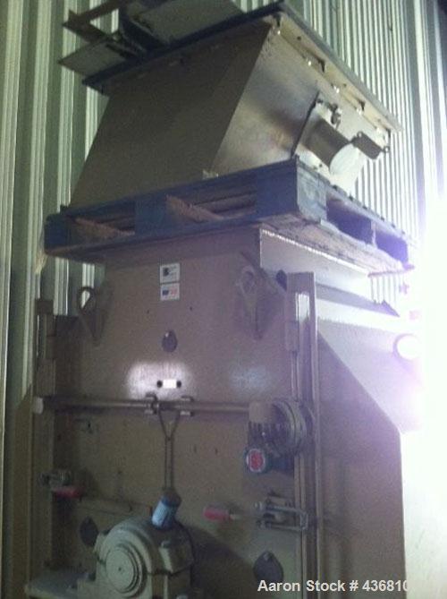 Used- Bliss Hammermill, Model EWT-4436-TF