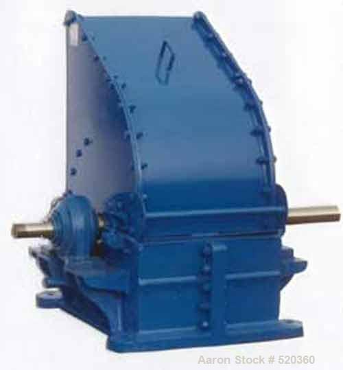 "USED: Reportedly reconditioned Jay Bee 4W hammer mill with all worn parts replaced. Unit has 12"" x 20"" throat opening, 75-15..."