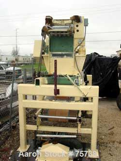 """USED: Paper Converting Machine hammermill, model 6871. 20"""" wide rollfeed for sheets and an 8-1/2"""" deep x 20"""" wide opening to..."""