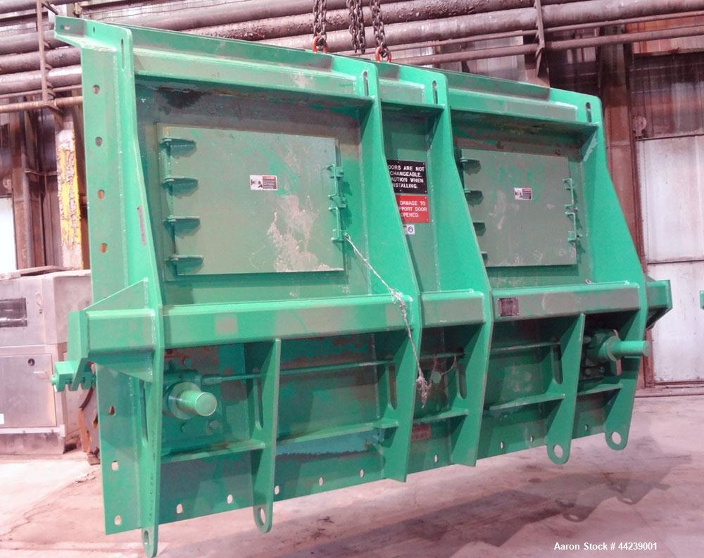 Unused- Never Installed / Never Assembled. Pennsylvania Crusher Reversible Hamme
