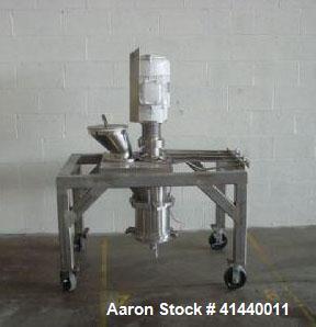Used- Quadro Comil Mill, Model 194-ZAF.