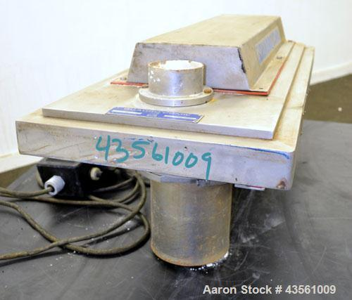 Used- Stainless Steel Quadro Comil, Model 197
