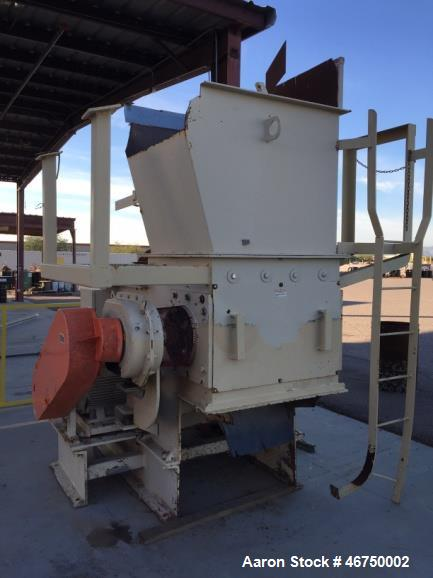 Used- Schutte Buffalo Hammer Mill, Model MP-30