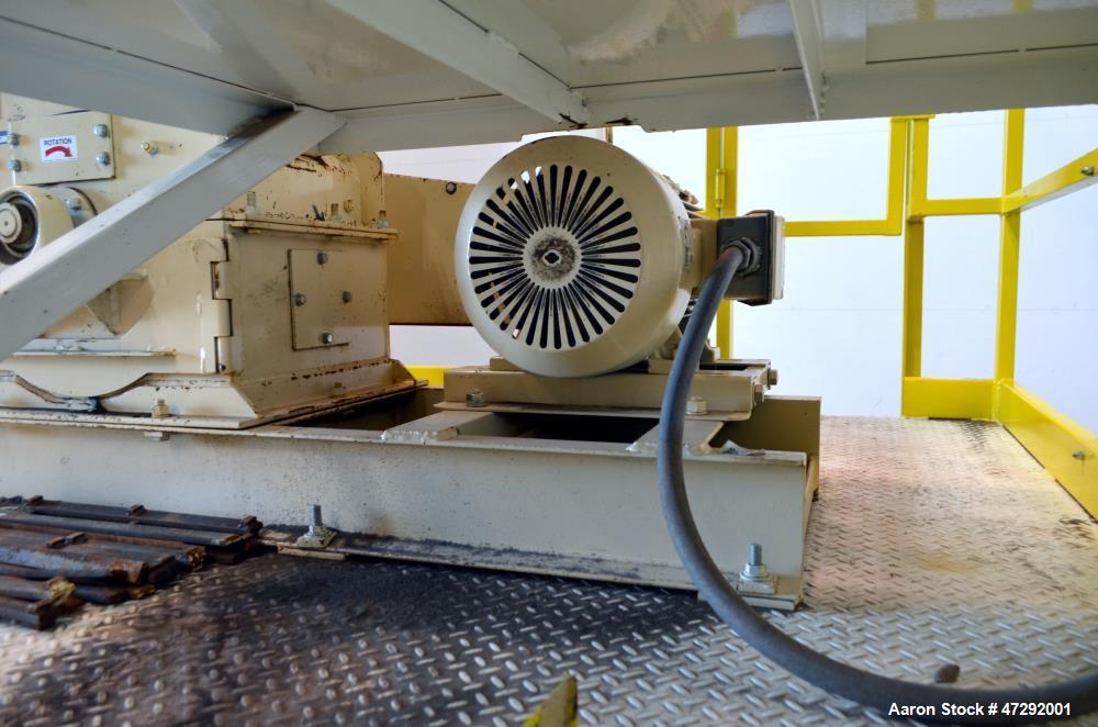 Used- Schutte-Buffalo WA Series Gravity Discharge Hammer Mill, Model WA-16-L