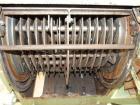 Used-Buhler Hammer Mill, 112 hammers, carbon steel. Rotor diameter 17.7