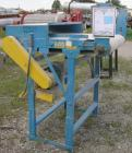 Used- Jacobson Flake Breaker, model 36 Little Jake, carbon steel. Approximately 12'' diameter x 36'' long rotor with (24) bo...