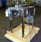Used- Quadro Comil, Model 197S, 316 Stainless Steel. Approximate 5