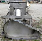 Used- Quadro Comil, model 198S, 304 stainless steel. Approximate 24