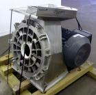 Used- Rietz Bepex Extructor, Model RE-24-K9E933, 304 Stainless Steel. 24