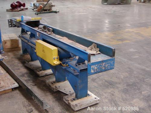 USED: Williams Patent Crusher & Pulverizer Co model #C-17 Hog. Approximately 1 year old. 75 hp, 1800 rpm, 460 volts. With 10...