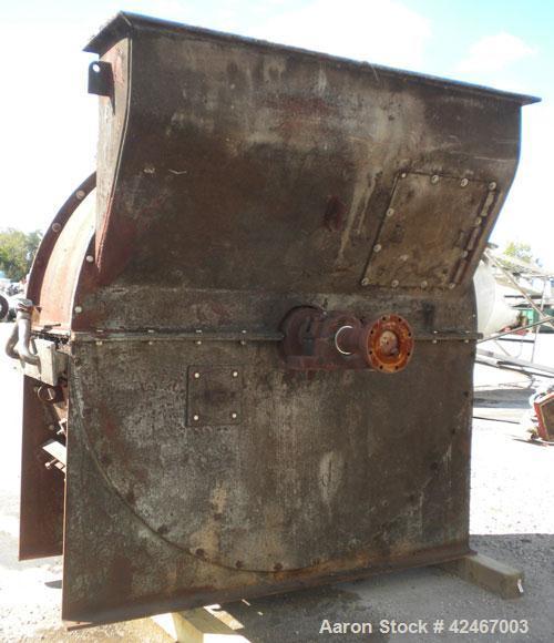 Used- Carbon Steel CE Raymond Imp Mill