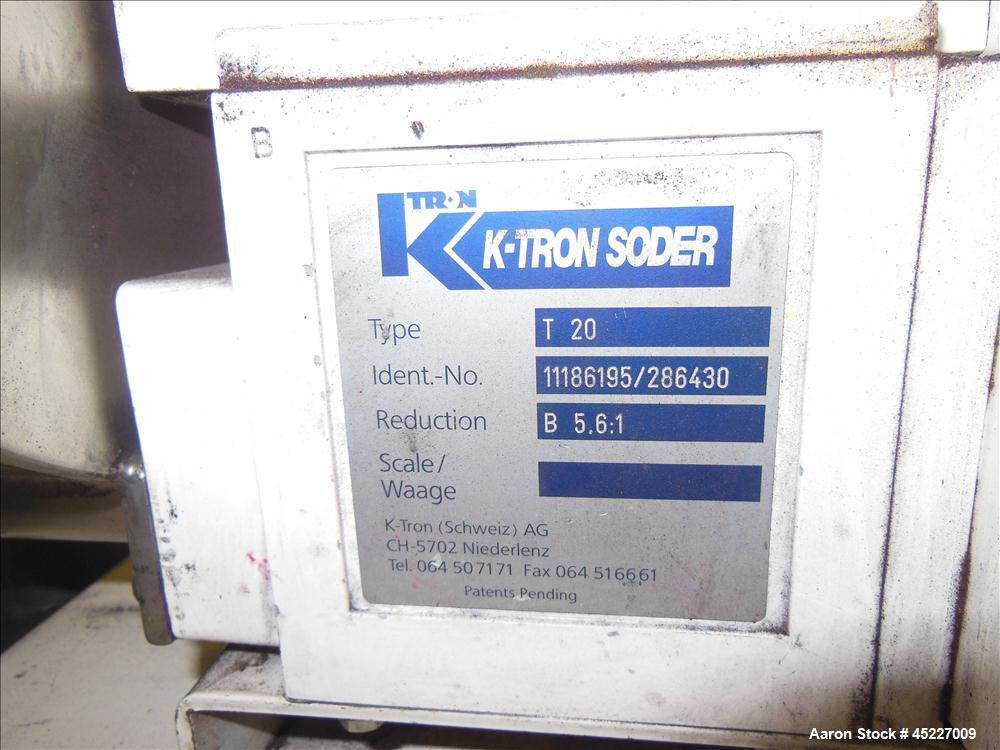 Used- Hosokawa Alpine 100-AFG, Fluidized Bed Opposed Jet Mill Grinding and Classifying System (size reduction of toner), Ser...