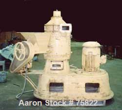 "Used- C.E. Raymond 18"" High-Speed, Air-Swept, Vertically Arranged Hammermill"