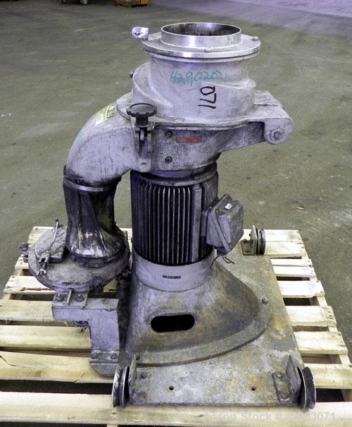Used- Carbon Steel Alpine Mill
