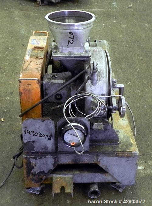 Used- Stainless Steel Hosokawa Victory Mill, Model VP-1