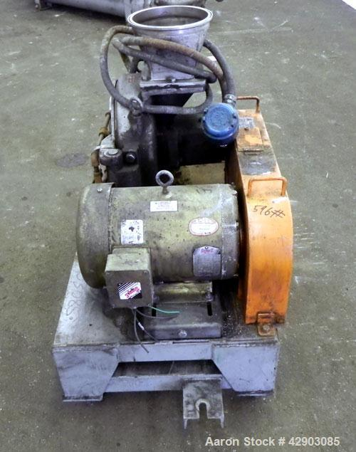 Used- Stainless Steel Hosokawa Victory Mill, Model VP-1