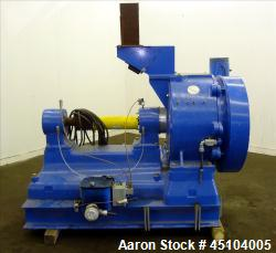 Used- Carbon Steel Reynolds Engineering Impact Mill, Model 28-H