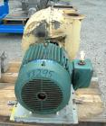 Used- Raymond Air Swept Swing Hammer Impact Mill, Carbon Steel. 6