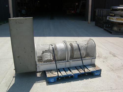 Used: U S Stoneware Jar Rolling Mill