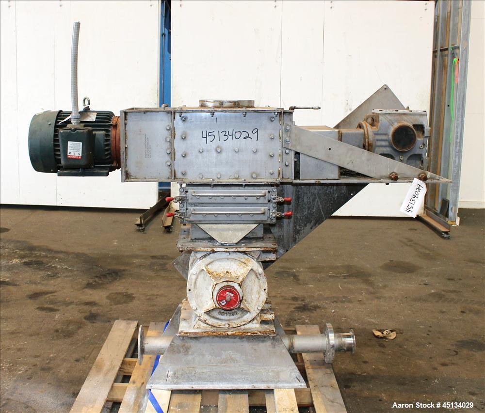 Used- Atlantic Coast Crusher Lump Breaker