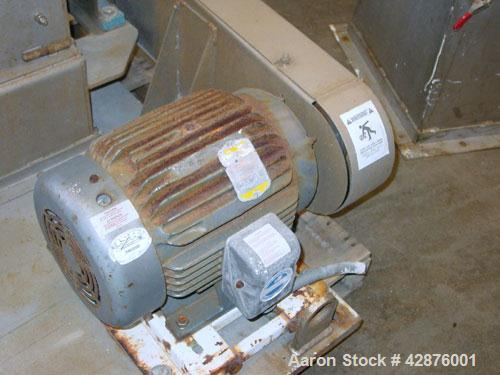 Used- Stainless Steel Jacobson Hammer