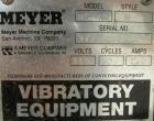 Used- Anderson Dahlen Product Lump Breaker, 304 stainless steel. 14