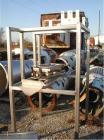 USED- Lump Breaker Mill, Dual Rotor, 304 Stainless Steel.  10-7/8