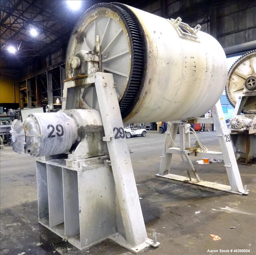Used- Patterson Ball Mill