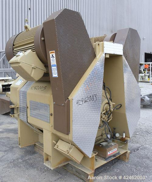 Used- Carbon Steel Bliss Industries Pioneer Series Pellet Mill