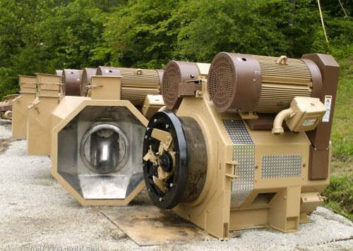 "Used-34"" Bliss Pioneer Pellet Mill. 400 hp, new belts, bearings, die, rolls and paint. Manufactured 1998. Includes stainless..."