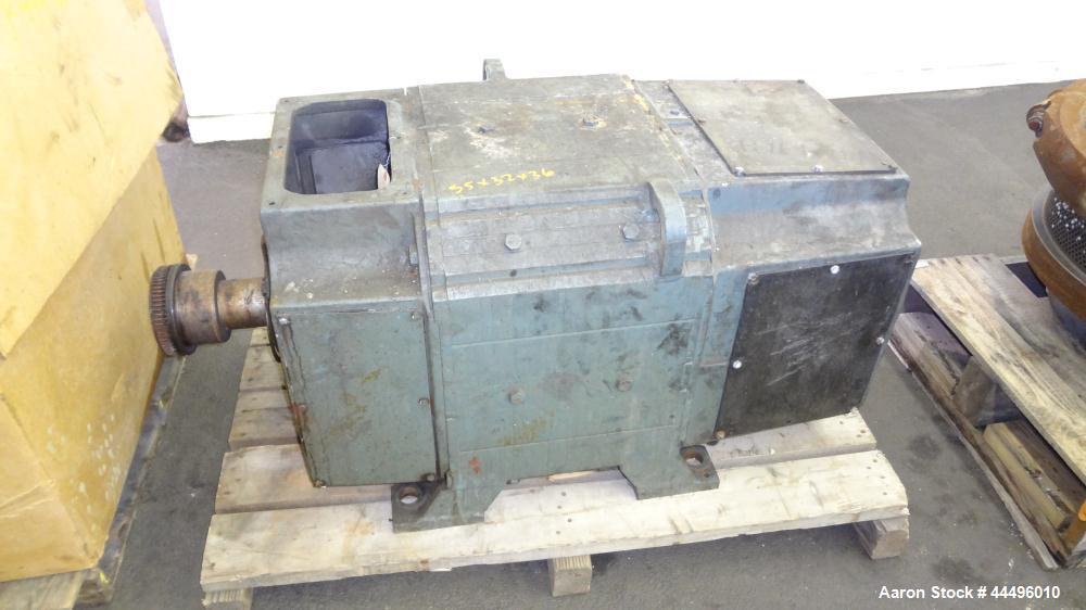 Used- Carbon Steel California 7000 Series Pellet Mill, Model 7022-2