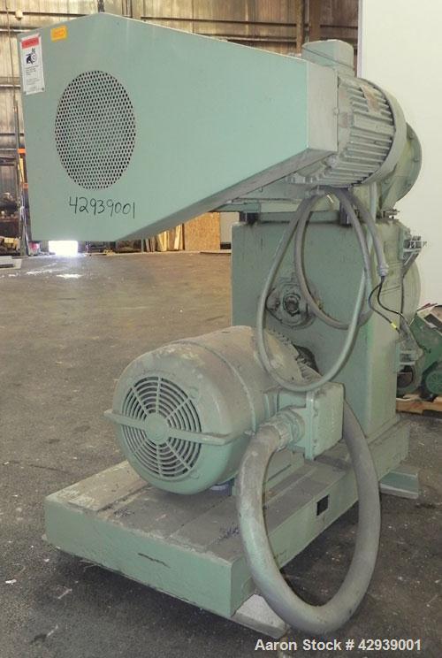 Used- Carbon Steel California Century Series Pellet Mill, Model 75C