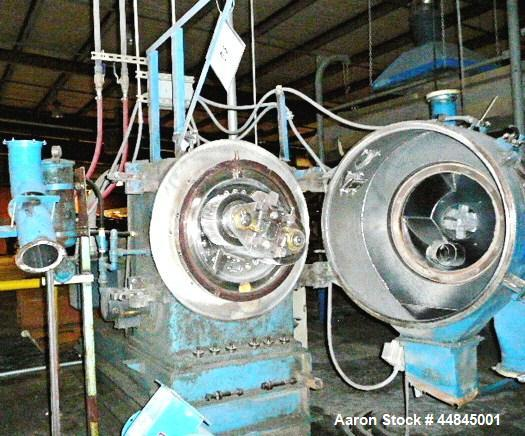 Used-California Pellet Mill, Model CPM7000. 200 HP