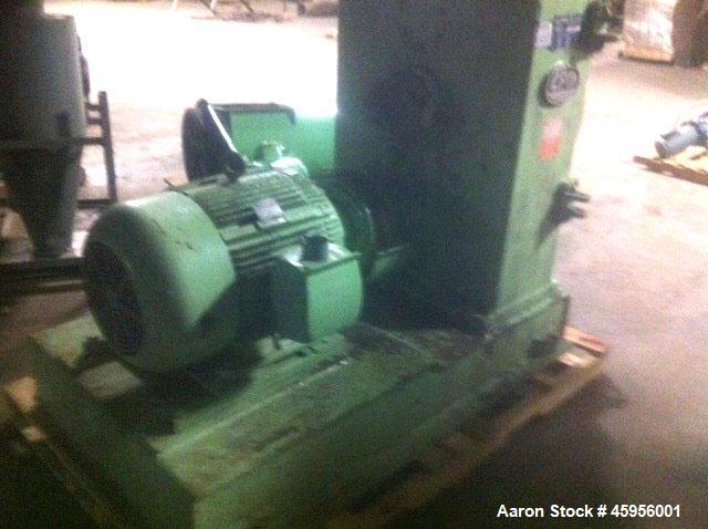 Used- CPM Century Pellet Mill, Model 3016