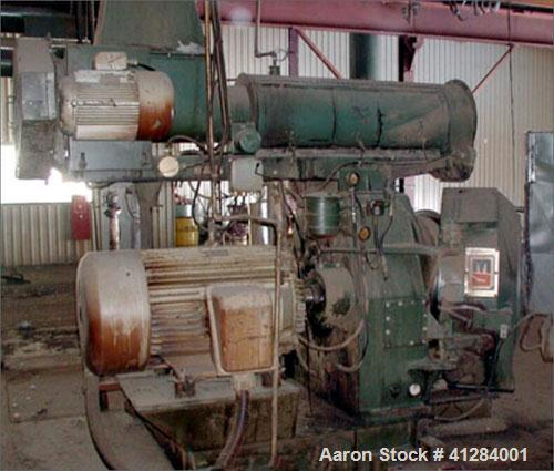 "Used-Sprout Waldron Pellet Mill, Model 84-190, 26"", 250 hp motor. Includes conditioner."