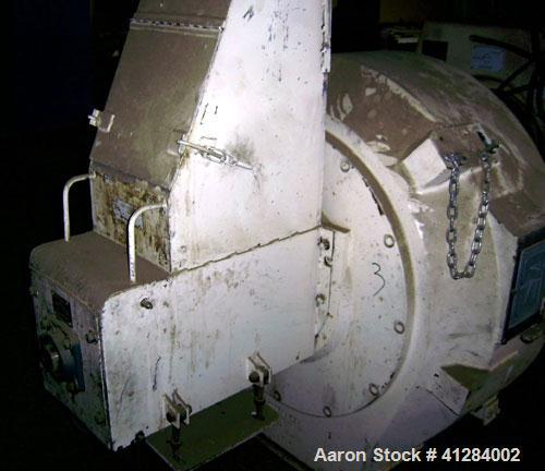 """Used-Sprout Waldron Pellet Mill, Model 84-190, 26"""", 250 hp motor. Includes conditioner."""