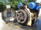 Used-Bliss Pionees model B-200A. 400 hp thru (2) 200 hp, 1200 rpm motors. 1 set of rolls, 1 die, feed chute, stainless steel...