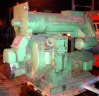 USED- California Pellet Mill, Model 2000, Carbon Steel. 2 approximate 7