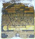 Used- Carbon Steel California Century Series Pellet Mill, Model 100C