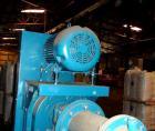 Used- Jet-Pro Pellet-Pro Pelletizer Texturizer, Model 12-14X21, Carbon Steel. Side inlet, approximately 21
