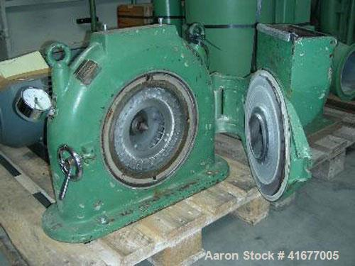 "Unused-Condux GM 280/FII Pin Mill, with 17 hp (12.5 kW) motor and 11"" (280mm) rotor diameter, built 1966, various spares inc..."
