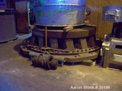 Used- C.E. Raymond #73412 Roller Mill