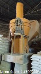 "Used- Raymond Mill, Model R129. 60 hp, 1175 rpm, 16"" diameter grinding rollers. Last used to pulverize phosphate rocks. Repo..."