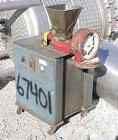 USED: Raymond No 82 screen mill, stainless steel. 8