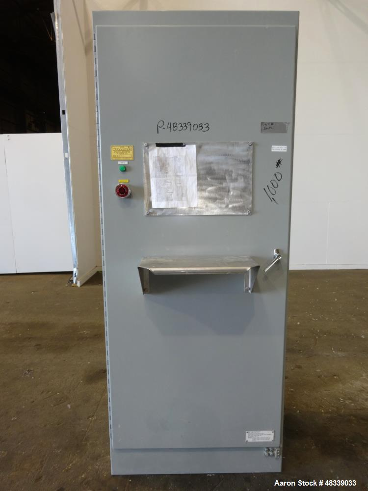 """Used- Williams 85"""" Fluid Bed Roller Mill."""