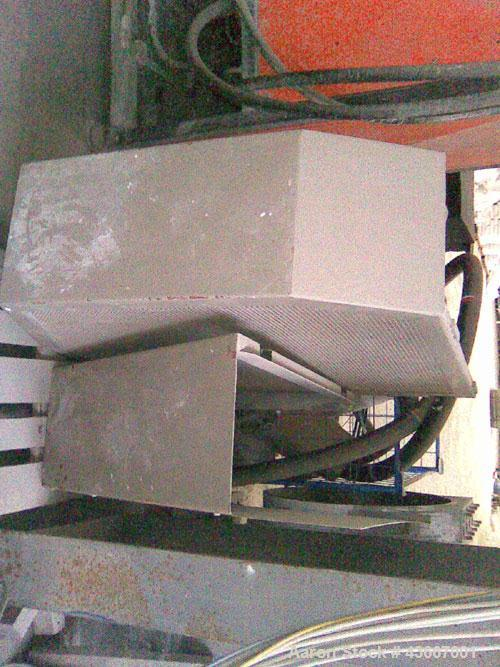 Used- Stainless Steel Drais PM Supertex 1200 Media Mill
