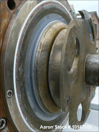 Used-WAB Willy Type KD-60 A Bachofen Dyno-Mill Horizontal Sand Mill