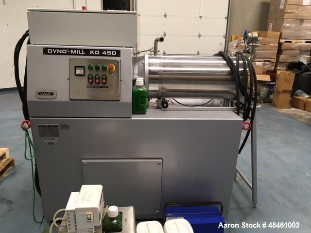 Used- Dyno Mill, Model KD-45D