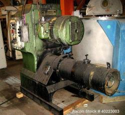 Used- Netzch Media Mill, Model LMC60 (E)
